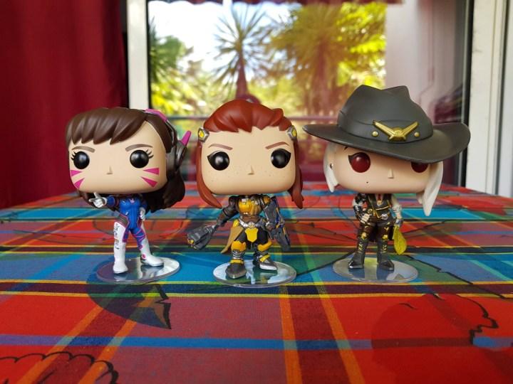 Franchement, elles ont la classe ces figurines Funko POP! d'Overwatch !