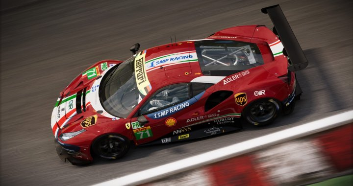 La marque Ferrari sera bel et bien présente.