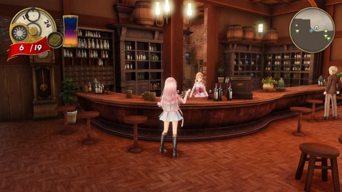 Des efforts ont été fait sur les personnages comme sur les décors.