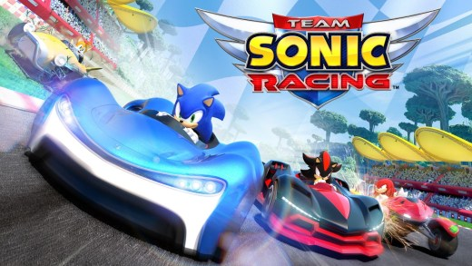 Team Sonic Racing devrait rassasier les amateurs de jeux de course arcade !