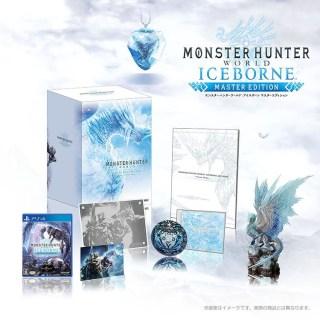 Le Japon aura droit à une édition collector pour Monster Hunter Iceborne !