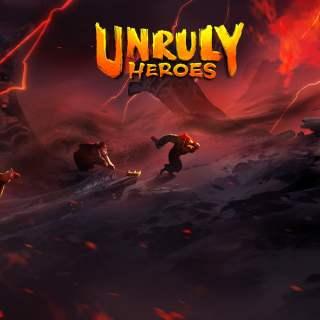 Unruly Heroes débarque sur PS4 !