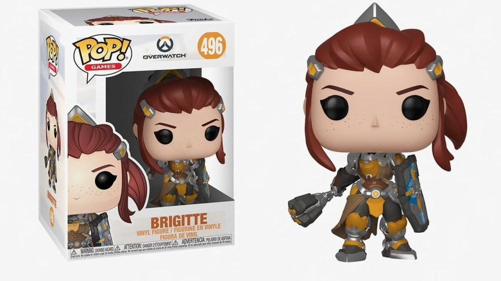 La figurine Brigitte arrive bientôt ^^ !