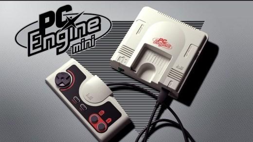 La PC Engine Mini