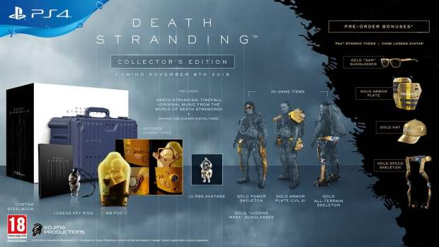 Death Stranding édition collector