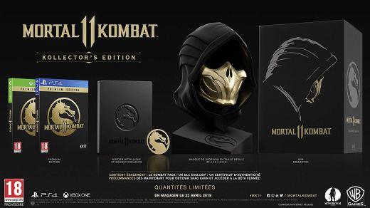 Mortal Kombat Kollector