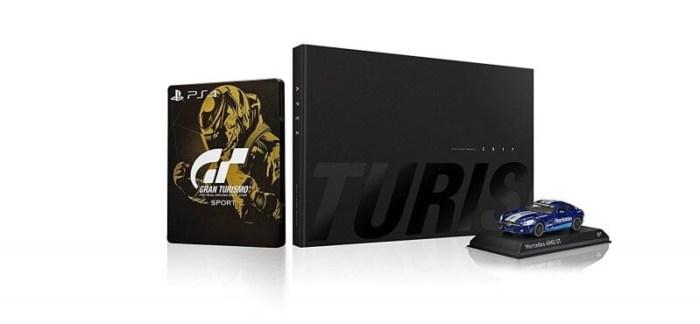 Collector Gran Turismo Sport