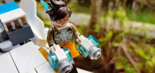 Unboxing : Le pack Lego Overwatch Fatale & Tracer !