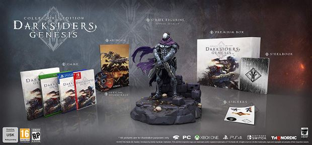 Darksiders Genesis - Collector 's Edition