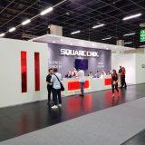 Le stand business area de Square Enix est un des plus beaux :) !