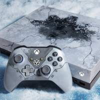 Xbox One X édition collector Gears 5