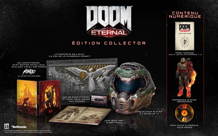 DOOM Eternal Edition Collector