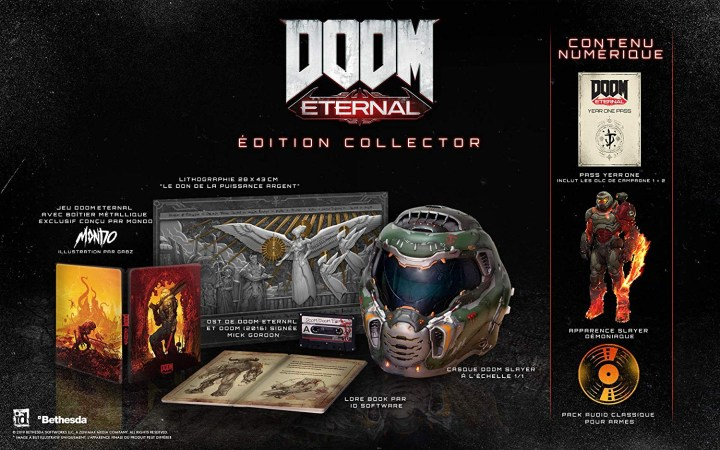 DOOM Eternal Edition Collector