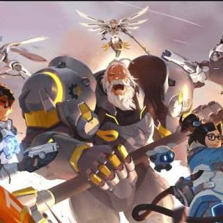 Overwatch 2 main Artwork