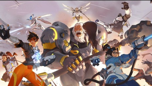 Overwatch 2 main Artwork