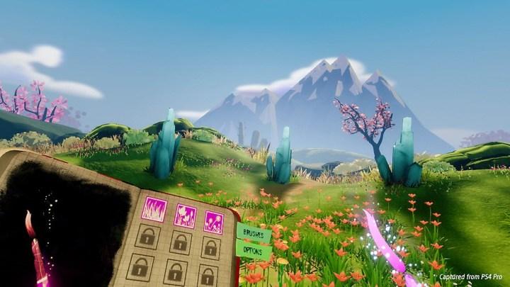 L'aventure VR est courte, mais bienvenue ;) !
