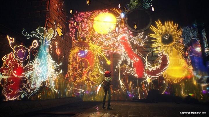 Les dessins sont juste magnifiques dans ce jeu !