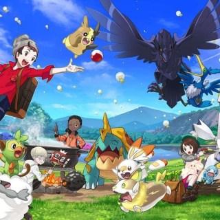 Pokémon Epee et Bouclier