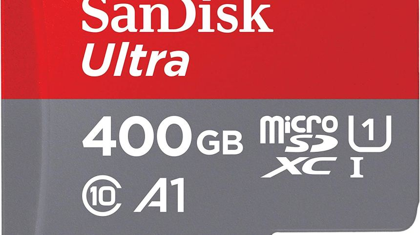 Carte mémoire 400 go pas chère pour Nintendo Switch
