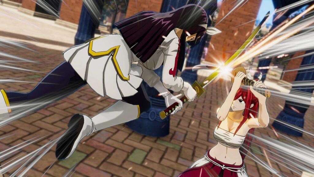 Fairy Tail le jeu : Plus de 20 minutes de Gameplay ! - Otakugame.fr