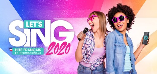 Let's Sing 2020 sur Nintendo Switch