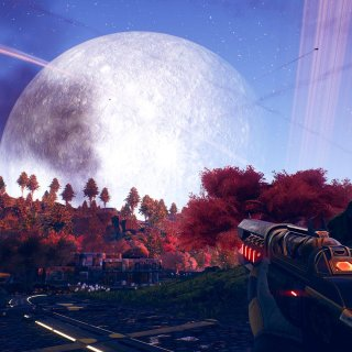 The Outer Worlds sur PS4 !