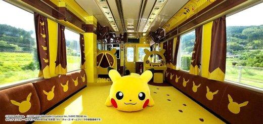 Train Pokémon Pikachu