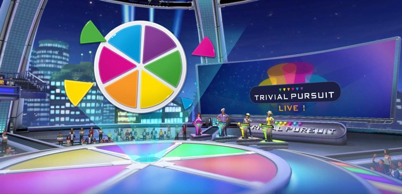 Trivial Pursuit Live