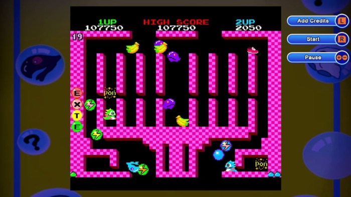 Bubble Bobble original