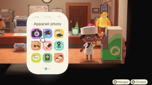 L'app Nook Shopping pour Nook Phone, je devrais bientôt l'obtenir non ?