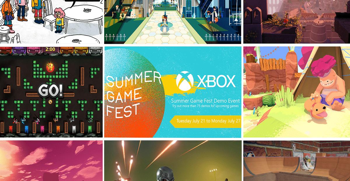 Des démos gratuites sur Xbox One !