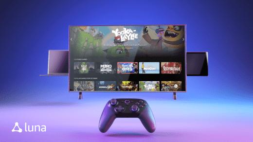 Amazon Luna, le nouveau service de Game Streaming !