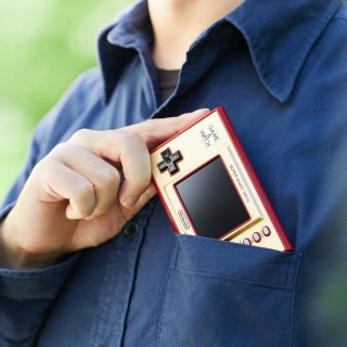 Game & Watch Mario