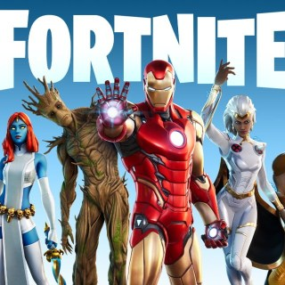 Fortnite X Marvel