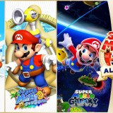 Super Mario 3D All-Stars sur Switch
