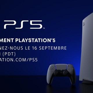 Où regarder la dernière vidéo de présentation de la PS5 ?