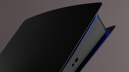 La Playstation 5 en... noir ?