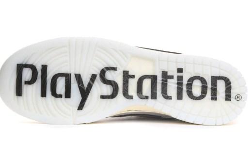 Des baskets aux couleurs de Playstation !
