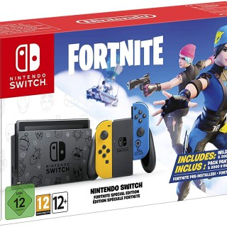 Nintendo Switch Edition Collector Fortnite