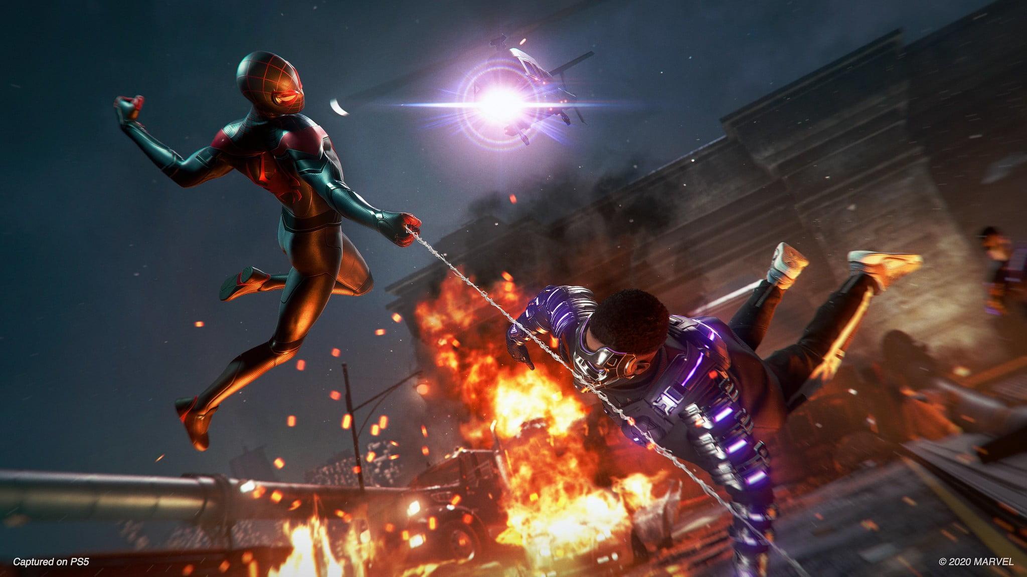 En tous cas, le jeu est magnifique. Sur PS4, PS4 Pro comme sur PS5 !
