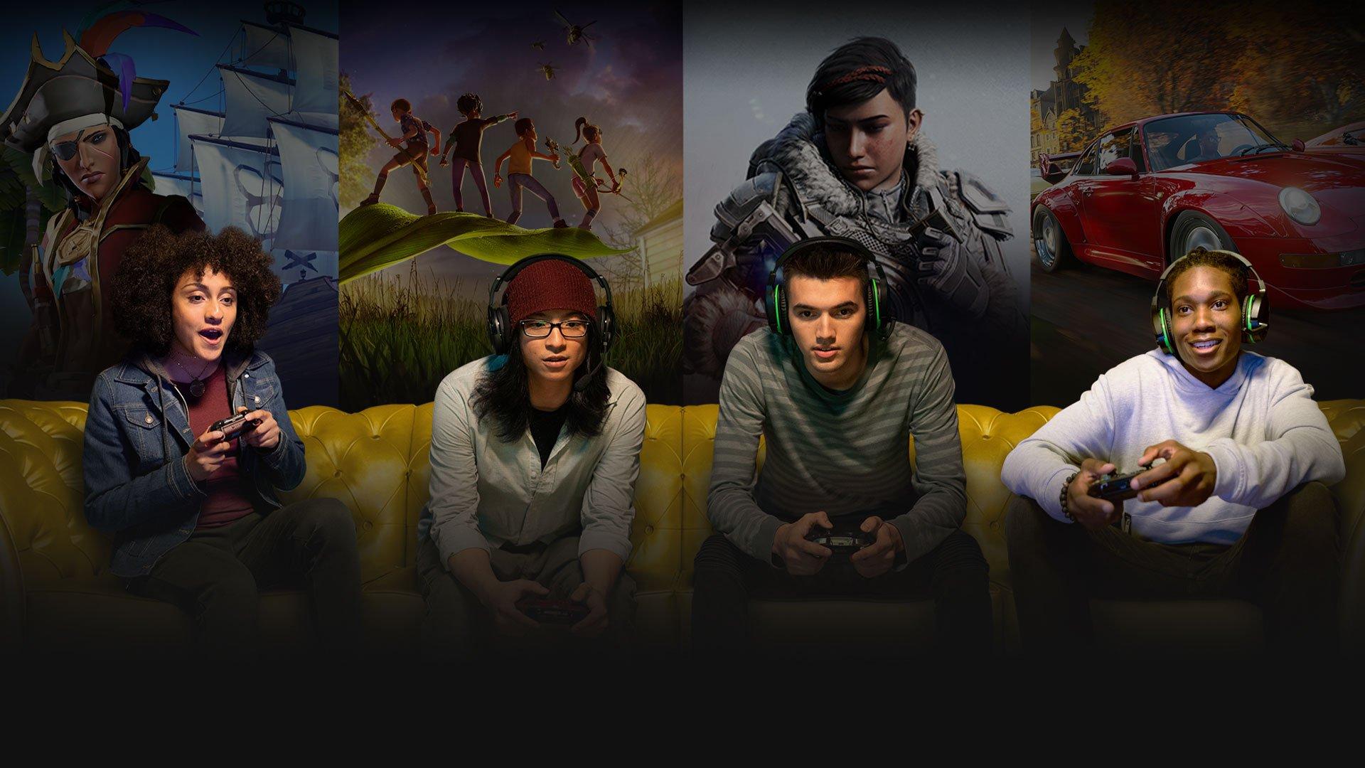 Le Xbox Live Gold augmente en France !