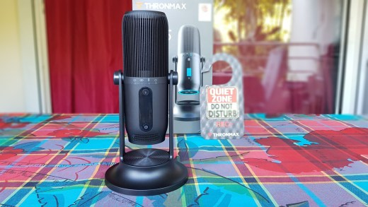 Test : Le micro Mdrill One Pro de Thronmax