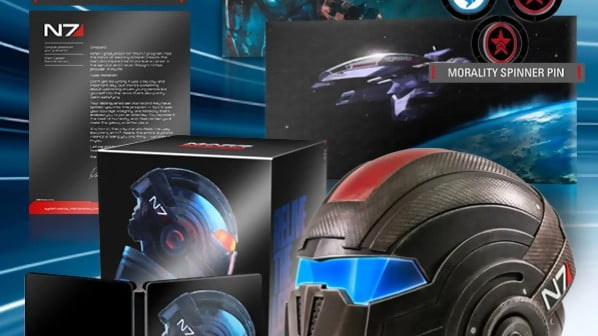 L'édition collector de Mass Effect !