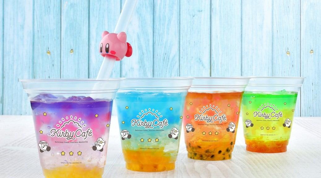 Le Kirby Café au Japon ^^ !