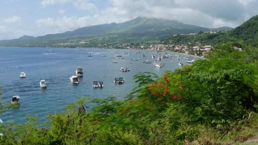 La baie de Saint-Pierre