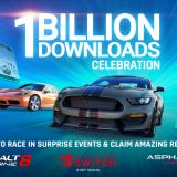 1 milliard de téléchargements !