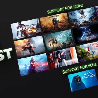 Le Boost FPS sur Xbox Series S et Xbox Series X