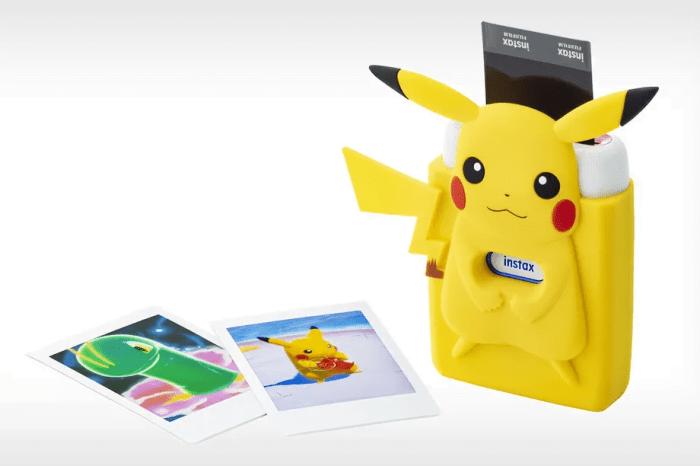Instamix Pikachu