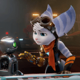 Voici Rivet, de Ratchet & Clank Rift Apart !