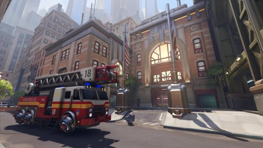 Overwatch 2 : New York !